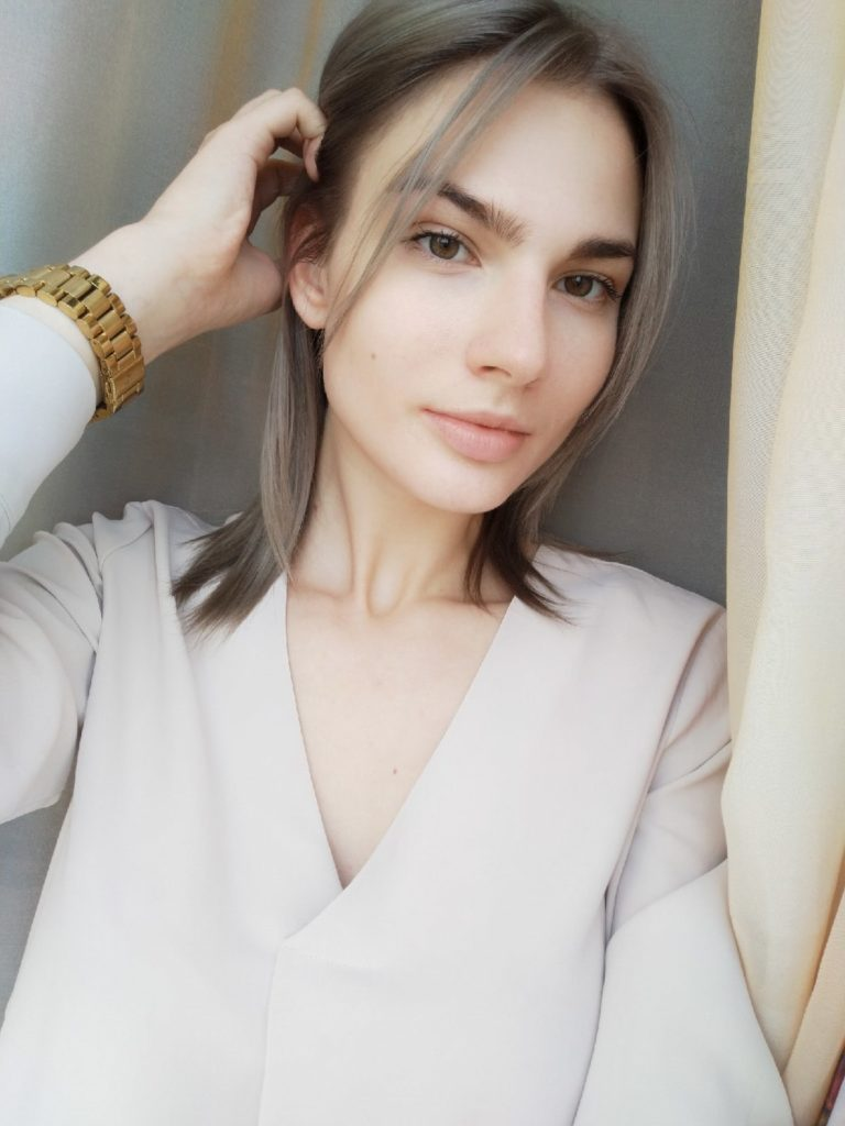 Interprete a Mosca Ekaterina Ts